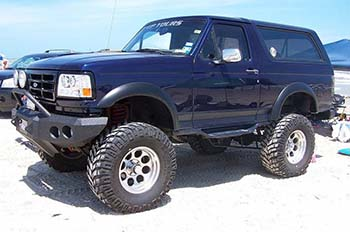 1995 Ford Bronco Parts Accessories For Sale At Bronco Graveyard