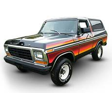 1973-79 Full Size Bronco/Pickup