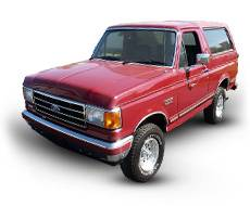 1980-96 Full Size Bronco/Pickup