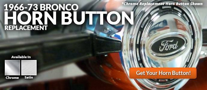 Shop Ford Bronco Replacement Horn Buttons