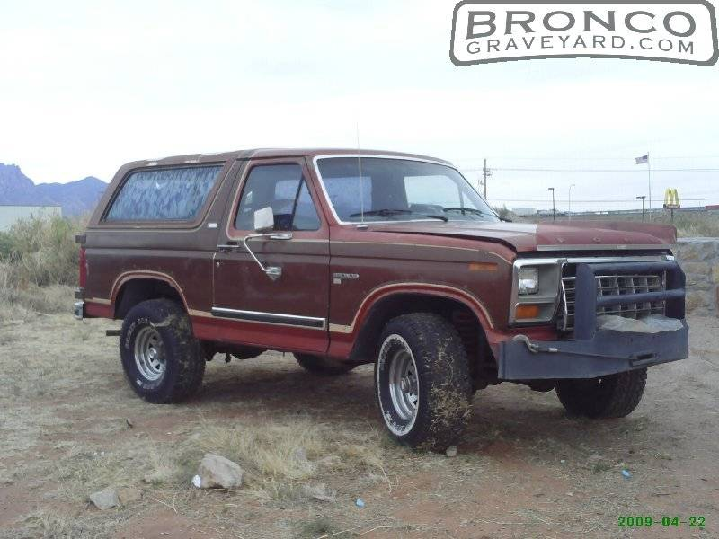 history of the ford bronco html