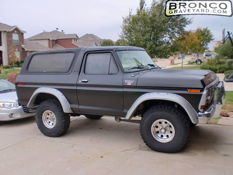 Bronco Ll Parts Autos Post