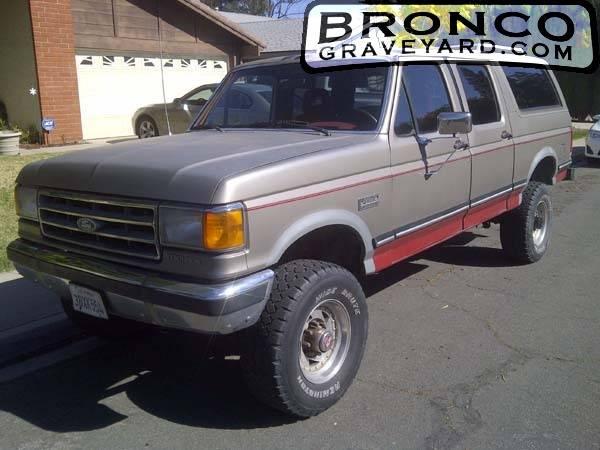 1997 Ford Centurion Bronco For Sale Autos Post