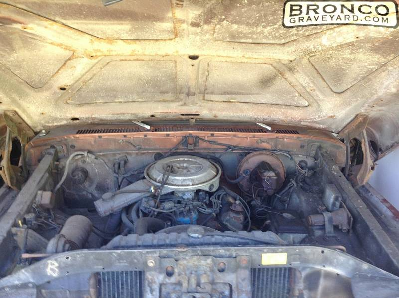 F on 1997 Ford F 150 Engine Compartment