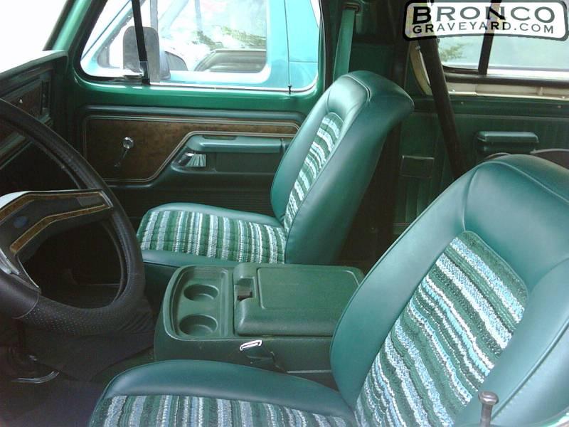 Wunderbar 1978 Ford Bronco Interieur Ideen - Elektrische Schaltplan ...