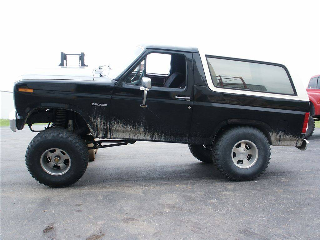Ford F150 Rims >> Photo Gallery - Toms Bronco a 1985 Fullsize!