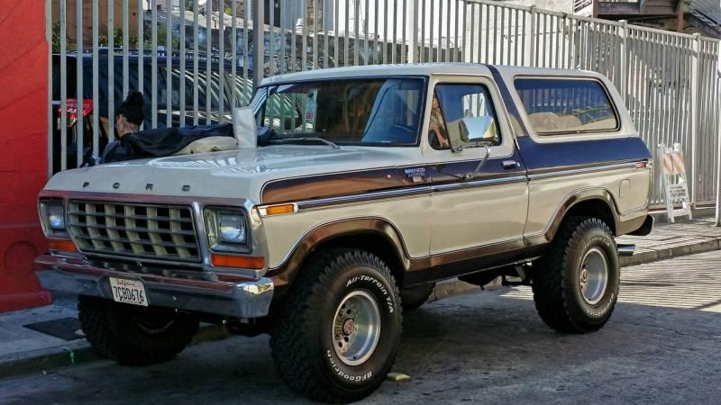 Classic Ford Bronco >> Bronco Graveyard Registry