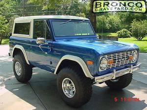 1976 BRONCO