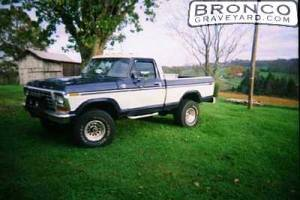 Cowbot's 78 Ford F150 Ranger XLT 4x4