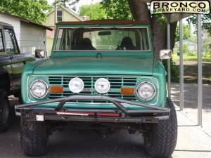 77 bronco ranger