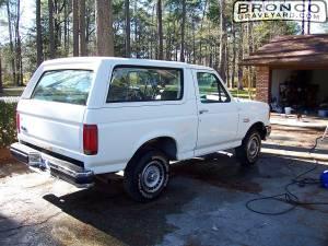 1991 Bronco Custom