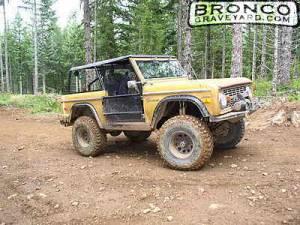 70 Bronco