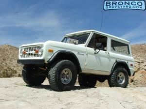71 Bronco