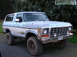 Bronco on 35s