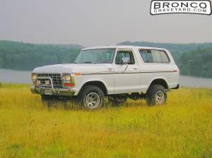 78 Bronco Ranger XLT