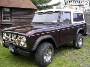 1973 Bronco Billy