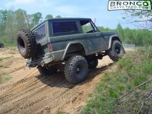 Nicks 69 Bronco