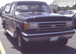 Bronco 1989