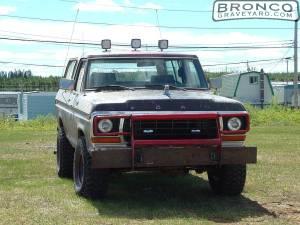 ASH'S Bronco