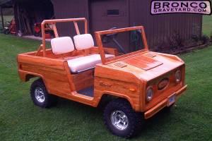 Cherry Golf cart
