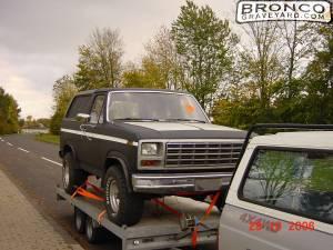 Bronco 1980