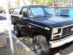 83'bronco