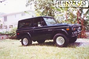 1974 bronco puerto rico