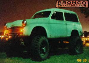 Bronco/hillman
