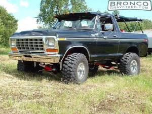Bronco xlt 1979