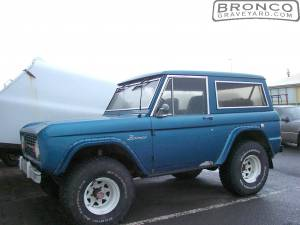 My old bronco