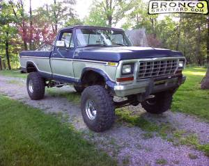 My mud truck