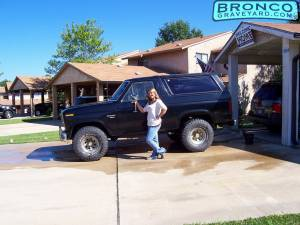 My love and my truck