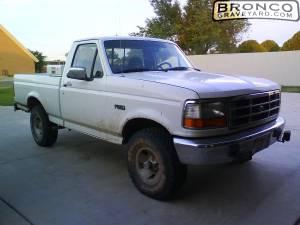 1996 f150 4x4 work truck