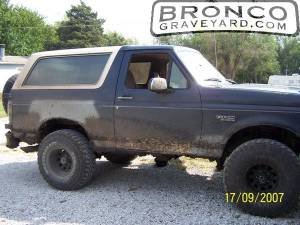 My new bronco