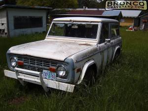Dirty bronco