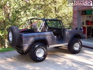 Bronco pics