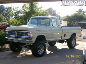 1970 f250 4x4 highboy