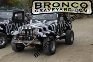 My jeep, arriero