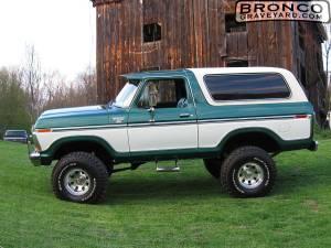 Kristys   Bronco