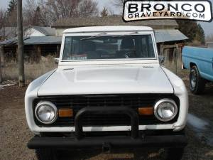 Bronco front
