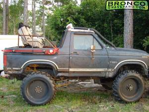 Chad freemans bronco