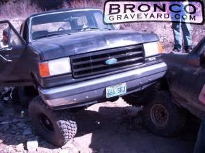1990 bronco