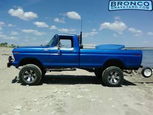 Ernies truck