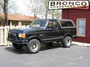 1988 black bronco