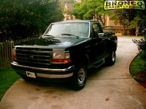 1995 ford f150 flareside