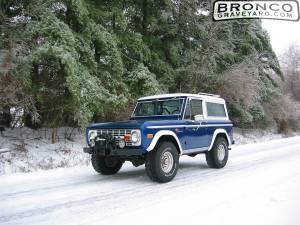 1977 bronco sport