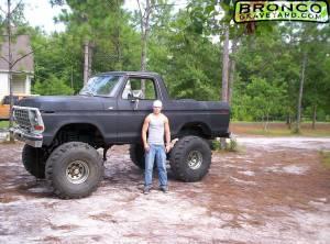 Needs bigger tires