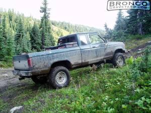 Pretty little truck