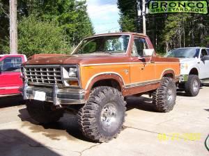 81 Bronco