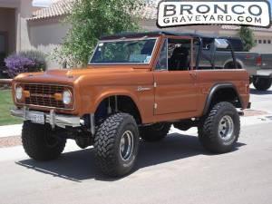 Wild 77 bronco